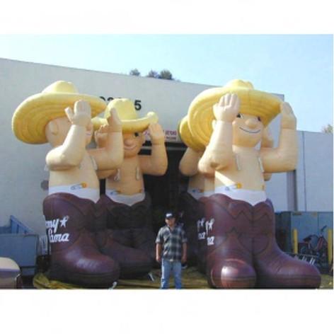 giant inflatable custom shape