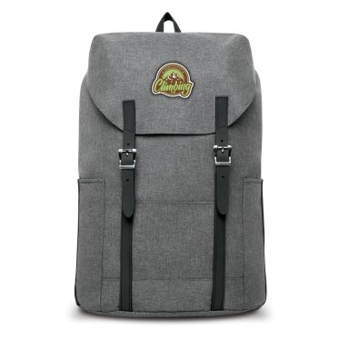 rucksack backpack with logo bg104