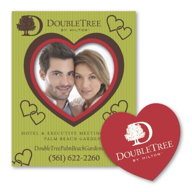 heart magnet picture frame pf11